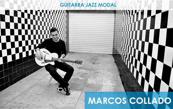 Marcos collado jazz modal