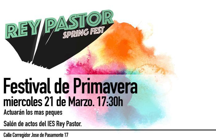 Concierto Rey Pastor