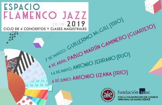 Ciclo Flamenco Jazz 2019 SLIDER Ultimo Trimestre 2