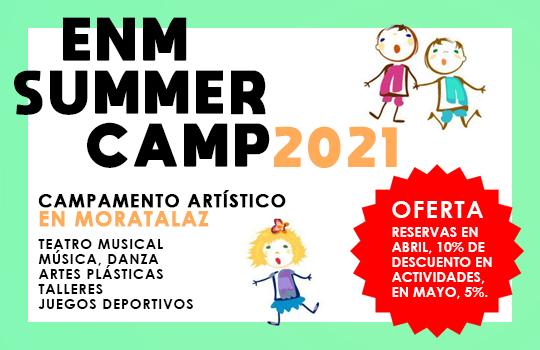 Slider summer camp 2020
